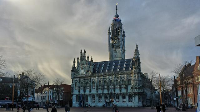 Nog dit jaar restauratie schuttersstuk Middelburg