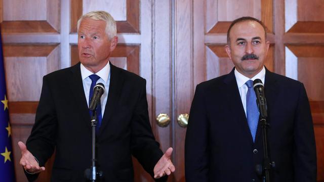 'Turkije moet mensenrechten respecteren'
