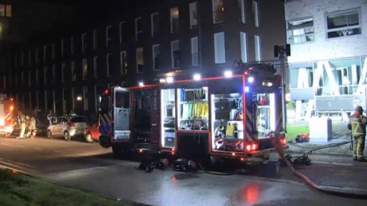 Brandkranen IJburg gestolen