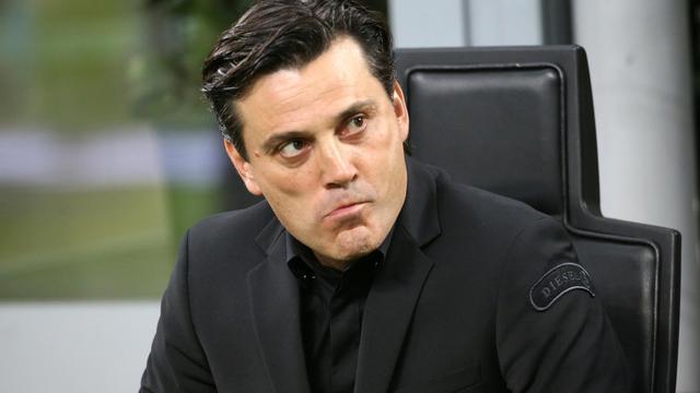 Sevilla legt ontslagen Milan-coach Montella voor anderhalf jaar vast