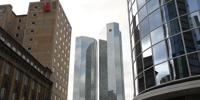 'Amerikaanse miljoenenboetes voor UBS, HSBC en Deutsche Bank'