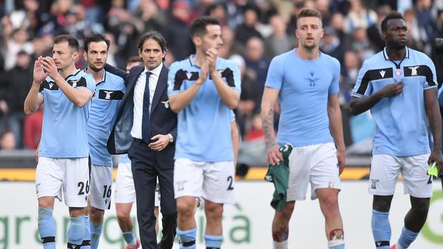 Lazio Will Not Resume Training On Monday Teller Report