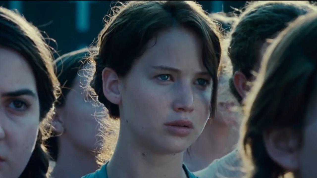 Bekijk de trailer van The Hunger Games