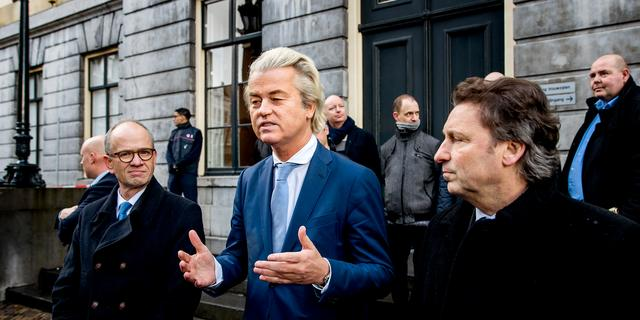 Ex-beveiliger Geert Wilders strafrechtelijk vervolgd