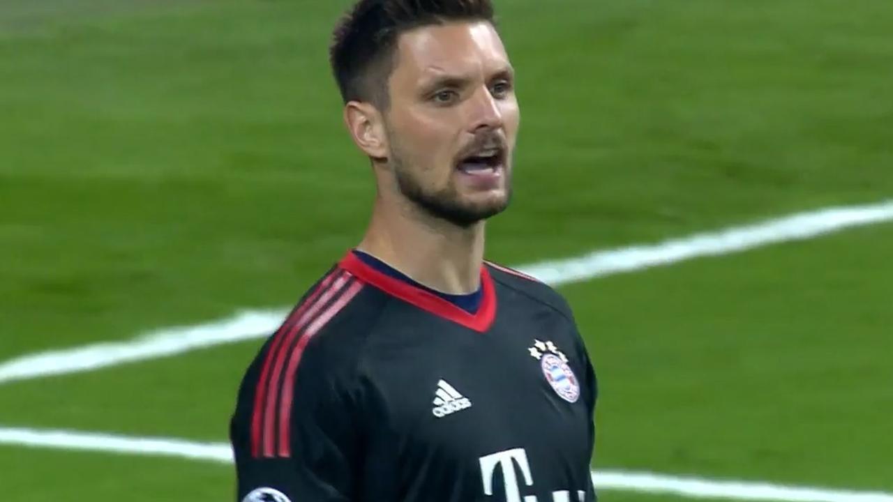 Blunder Bayern-keeper Ulreich leidt tot voorsprong Real