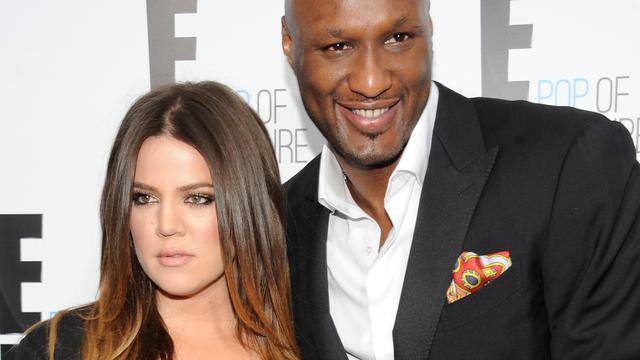 Khloé Kardashian trots op 'sterke' Lamar Odom