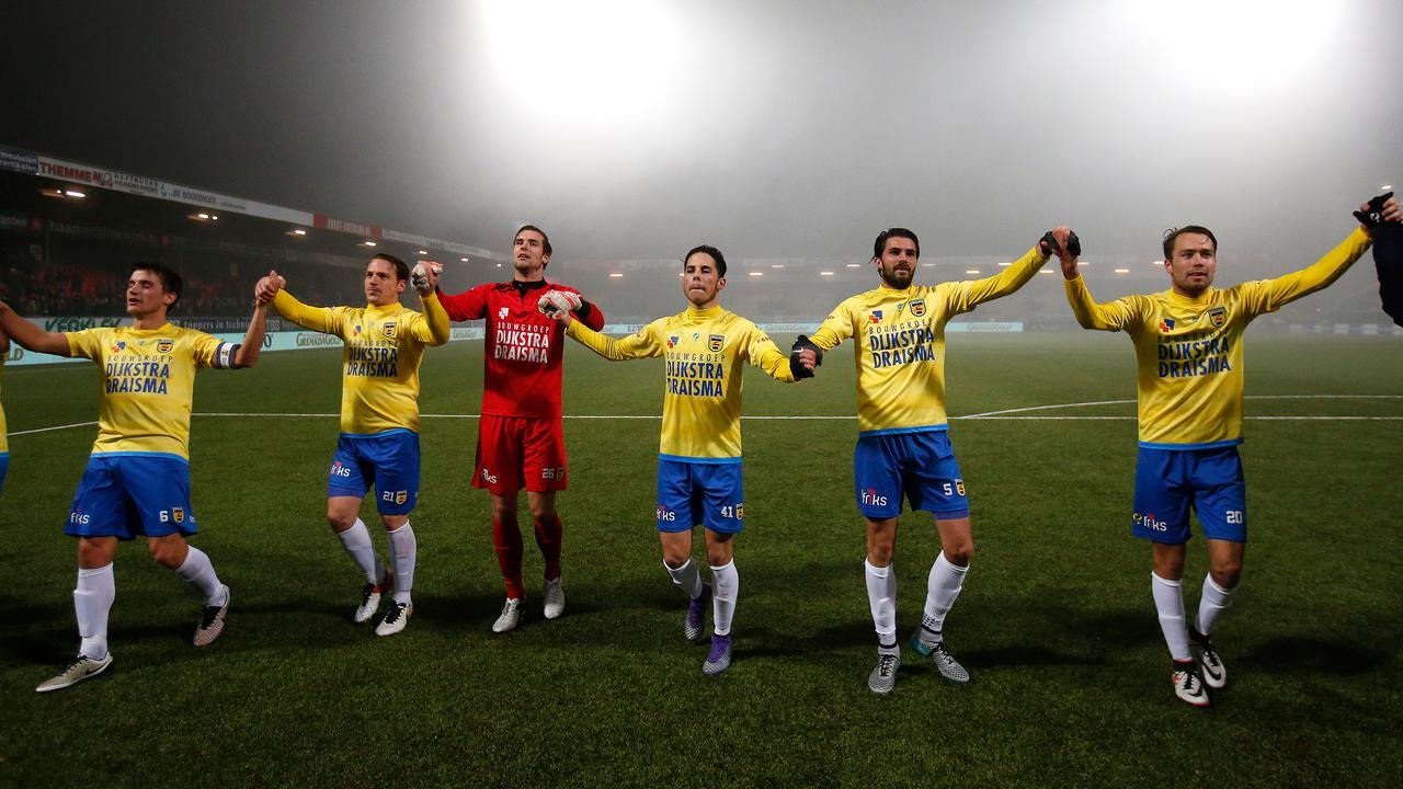 Samenvatting SC Cambuur-NAC Breda (3-1)