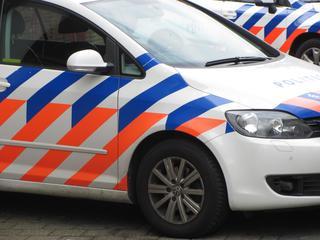 Buitgemaakte auto brandend teruggevonden in Gilze