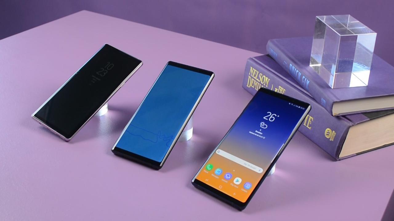 Samsung maakt stylus interactief bij Galaxy Note 9