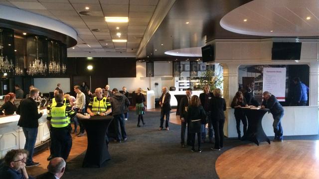 207 omwonenden bij informatiebijeenkomst over AZC Breda