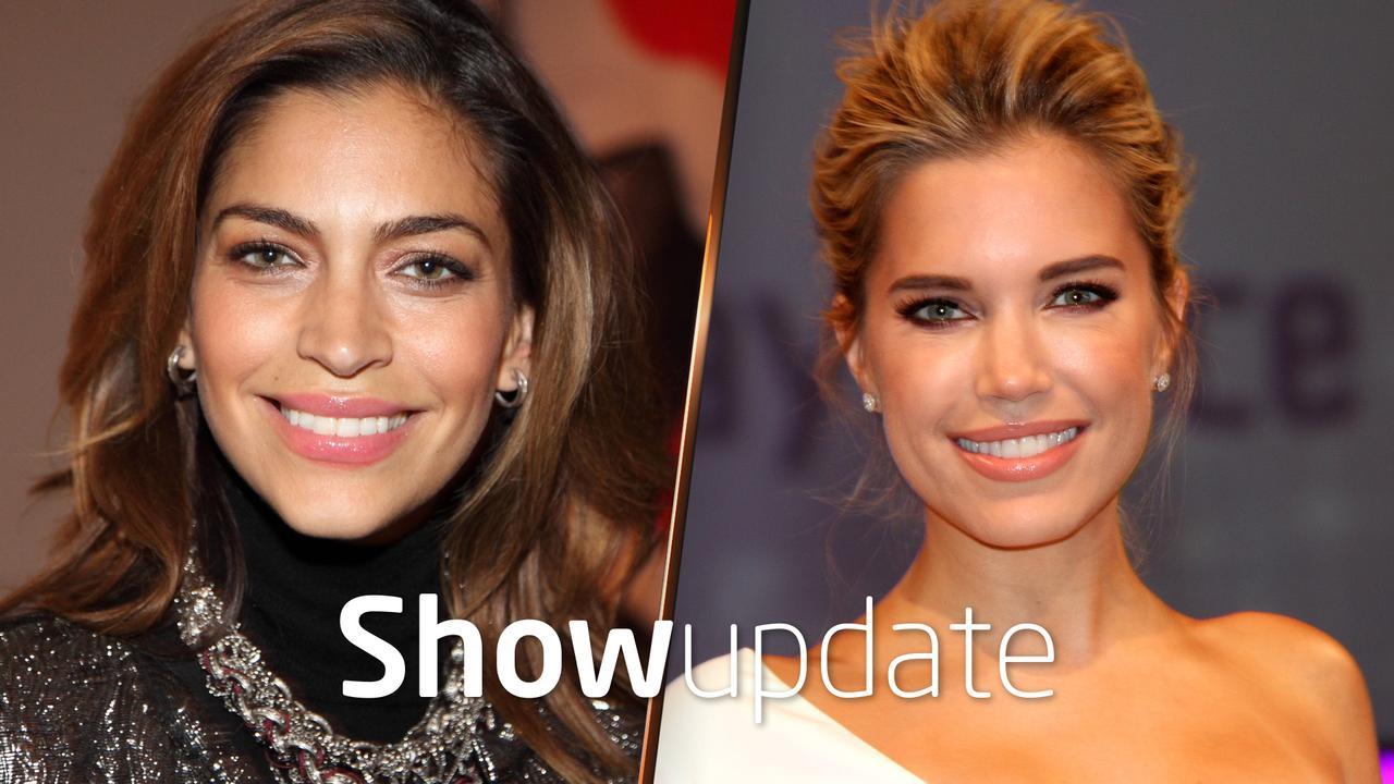 Show Update: 'Touriya Haoud jaagt op ex Sylvie Meis'
