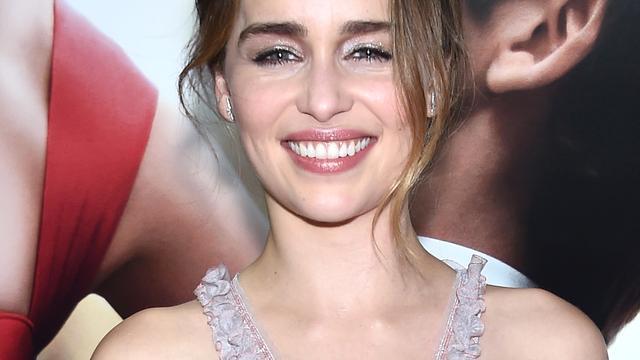 Emilia Clarke speelt rol in The Beauty Inside