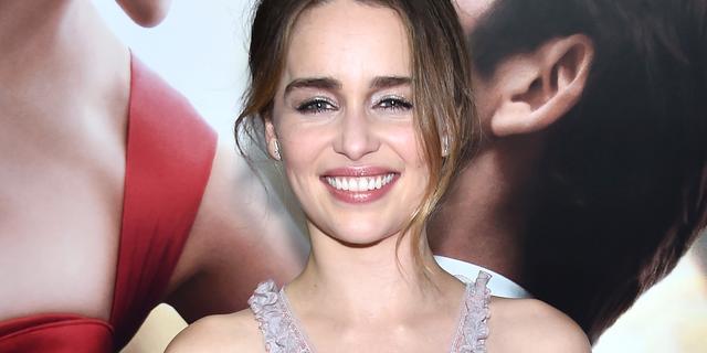 Emilia Clarke noemt Game of Thrones-acteur Michiel Huisman 'droomman'