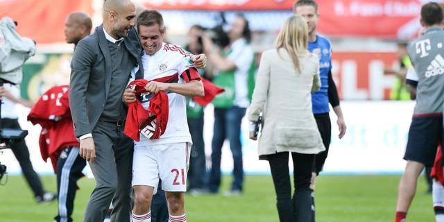 Guardiola prijst concurrent Dortmund na 'waanzinnig' seizoen met Bayern