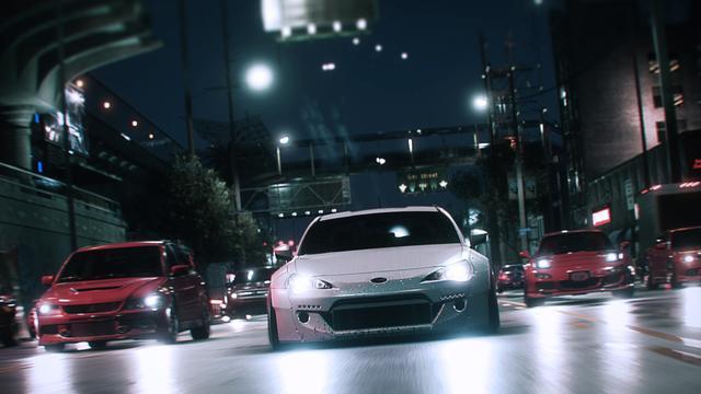 Nieuwe Need for Speed krijgt vijf speelstijlen