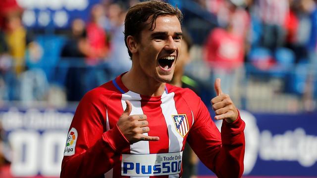 Griezmann voetballer van het jaar in Spanje