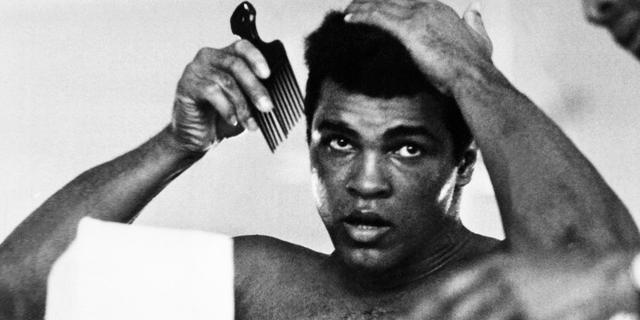 Zeldzame tekeningen van Muhammad Ali geveild voor bijna 1 miljoen dollar