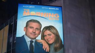 Jennifer Aniston schittert in trailer The Morning Show