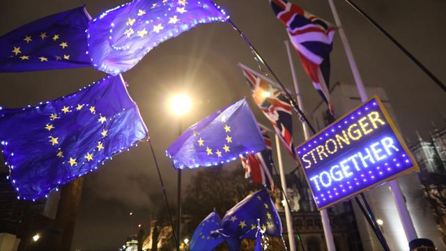Brexit klaar en nu een vrijhandelsakkoord binnen een jaar? 'Pure bluf'
