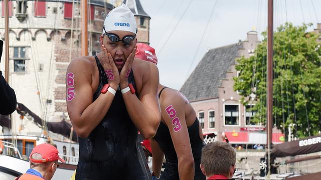 EK-brons voor Van Rouwendaal op 5 kilometer, Weertman vijfde