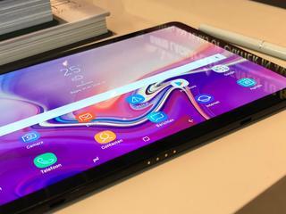 Galaxy Tab S4 kan ook met monitor worden verbonden