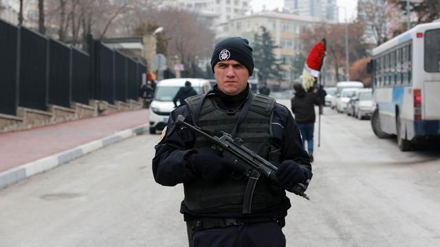Ruim 1.600 mensen in één week in Turkije opgepakt