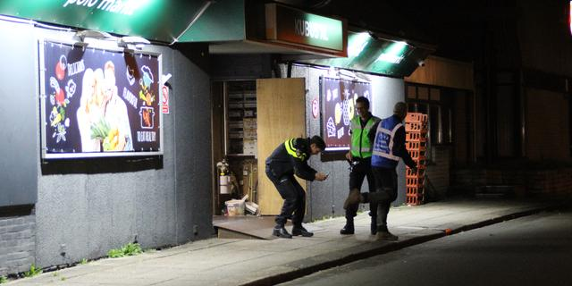 Negen verdachten in beeld voor aanslagen op Poolse supermarkten