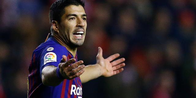 FC Barcelona zonder Suárez en Cillessen in CL-duel met PSV