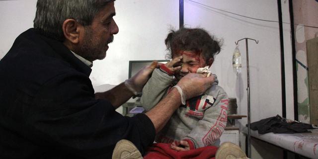 Tussentijds rapport OPCW bevestigt gebruik chloorgas in Syrische Douma