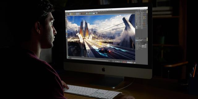 'iMac-computer Apple krijgt voor het eerst in jaren nieuw ontwerp'