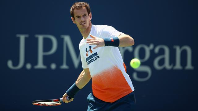 Murray meldt zich met heupblessure af voor US Open