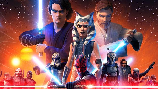 Nieuwe Star Wars-animatieserie in 2021 te zien op Disney+
