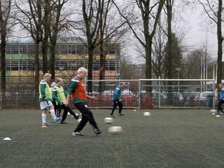 Bekijk de video en kom alles te weten over Walking Football en de OldStars uit Hoogezand
