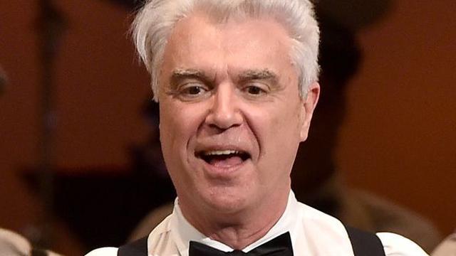 David Byrne voor show naar AFAS Live