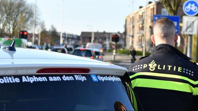 Politiedistrict Alphen aan den Rijn-Gouda wint Harm Alarm Bokaal