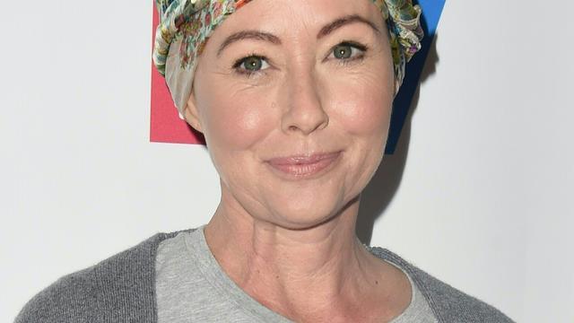 Geen sporen meer van borstkanker bij Shannen Doherty