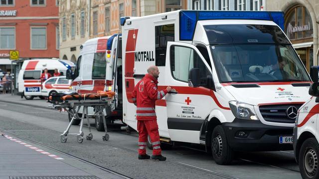 Het nieuws van 21 juni: Verdachte Graz is er geestelijk slecht aan toe