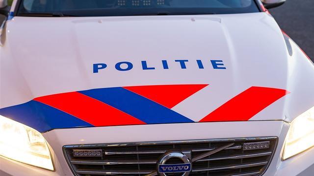 Politie zoekt naar gewonde automobilist na zwaar ongeval nabij Emmeloord