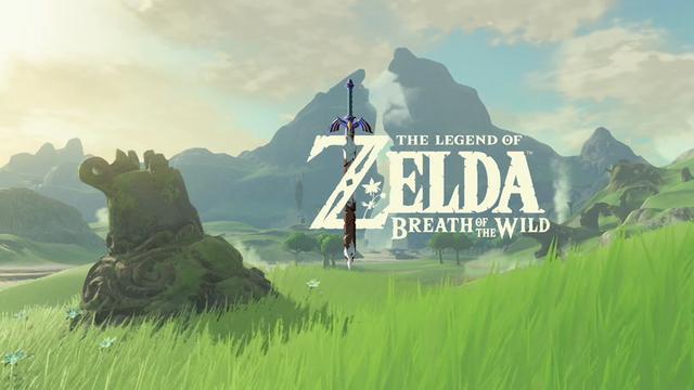 Nieuwe Zelda-game heeft open wereld en heet Breath of the Wild