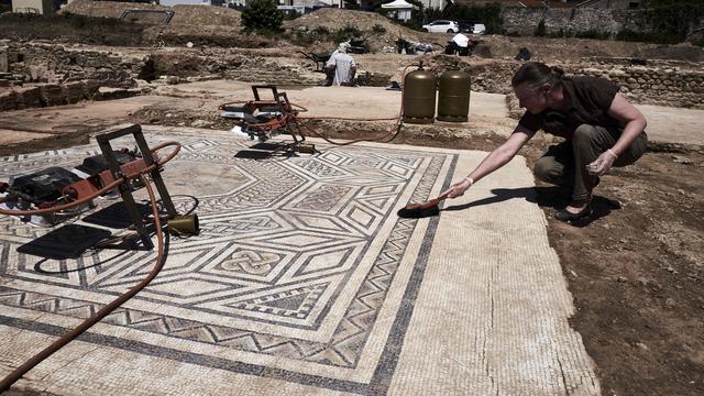 Woonwijk uit Romeinse tijd ontdekt in Frankrijk