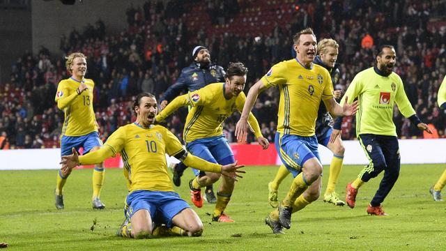 Overzicht: Vier landen plaatsen zich via play-offs voor EK