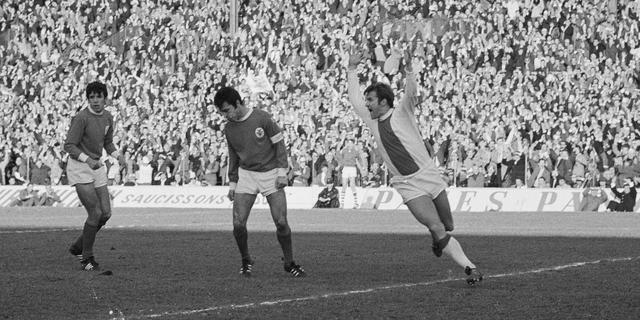Danielsson, maker van legendarische goals Ajax in Europa Cup, overleden