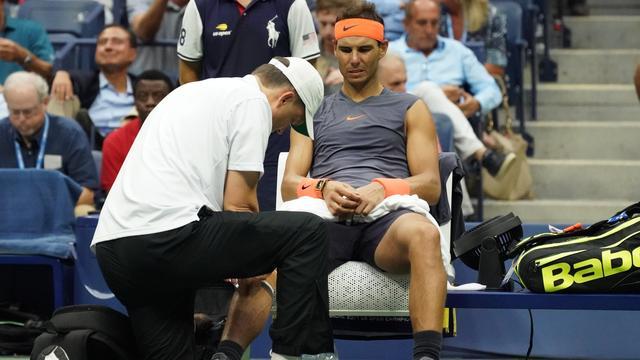 Nadal zet wegens knieblessure streep door toernooien in China