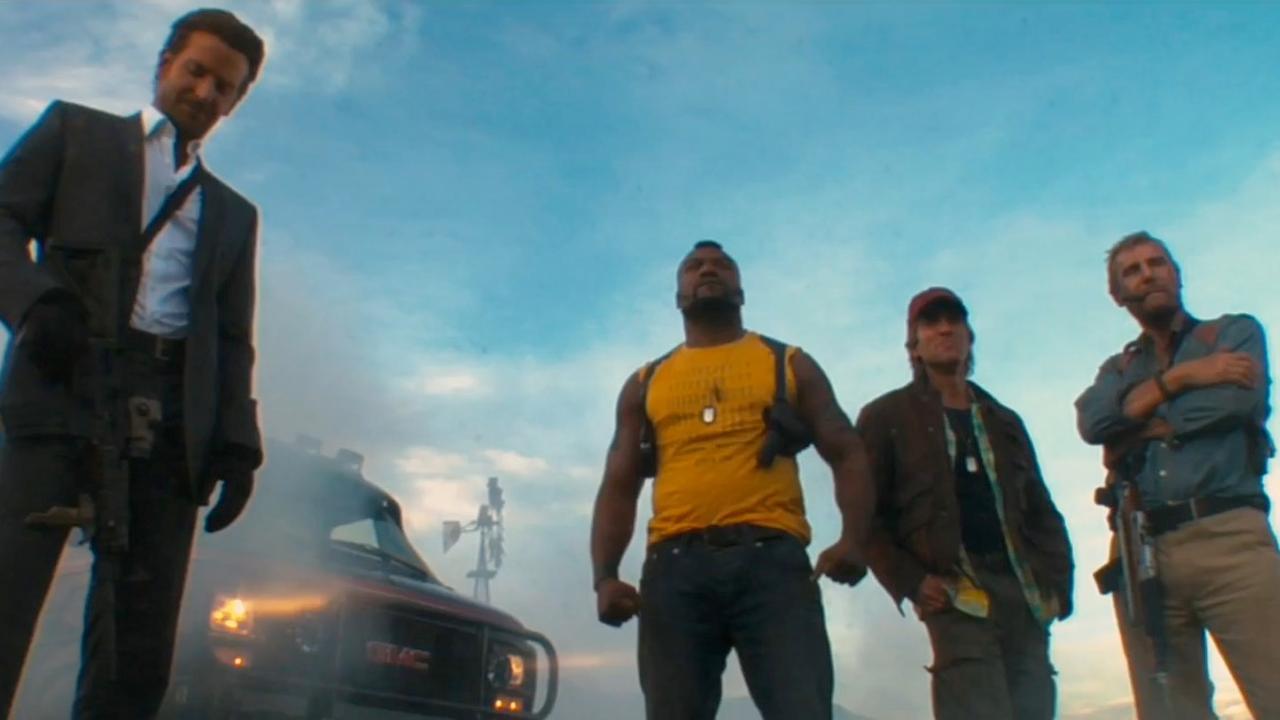Trailer The A-Team