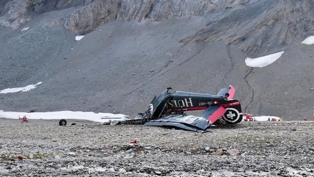 Twintig doden bij vliegtuigongeval in Zwitserse Alpen