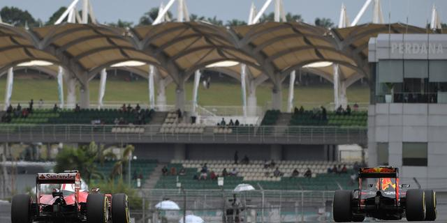 Grand Prix van Maleisië verdwijnt na dit jaar van Formule 1-kalender