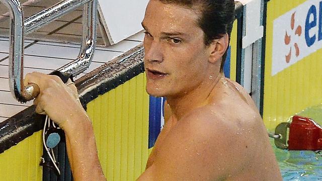 Zwemkampioen Agnel mist WK door longontsteking