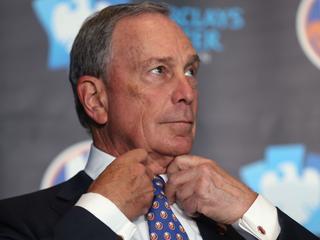 Volgens Bloomberg zelf is het de grootste donatie ooit