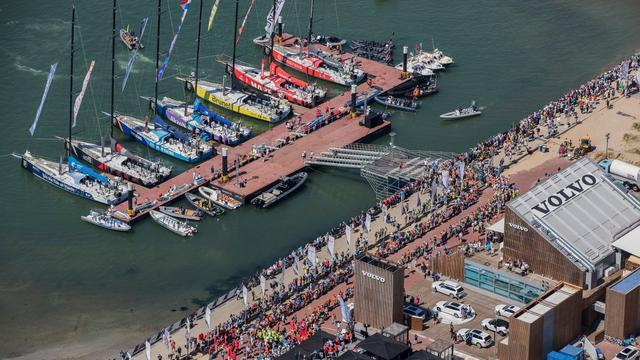 The Ocean Race komt in 2022 opnieuw naar Den Haag