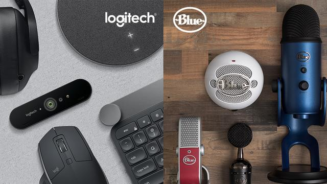 Logitech neemt Blue Microphones over voor 117 miljoen dollar